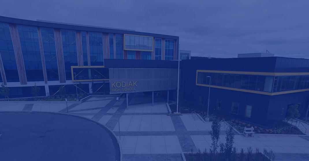 Kodiak High School Building